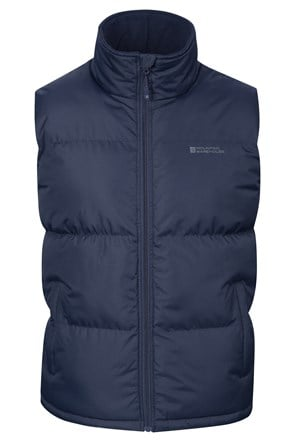 Rock Mens Insulated Vest