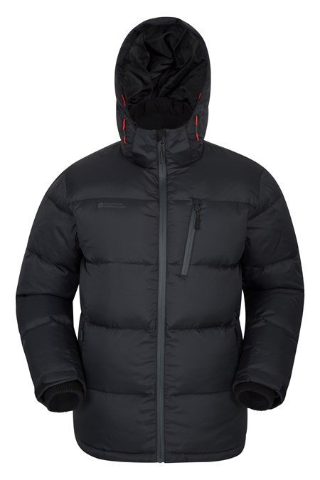 022003 FROST  DOWN PADDED JACKET