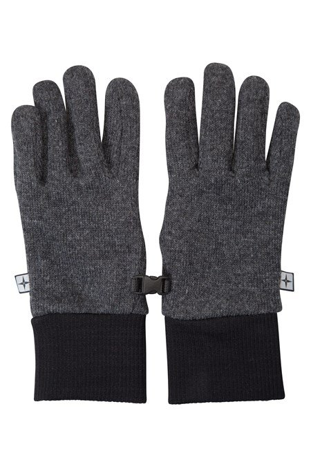 022021 KNITTED WINDPROOF/WATERPROOF GLOVE