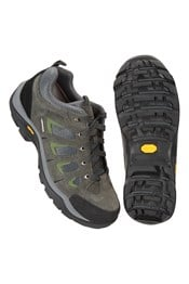 Field Mens Waterproof Wide-Fit Vibram Shoes