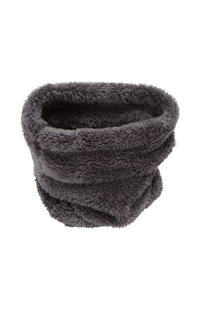 Kids Sherpa Fleece Neck Gaiter