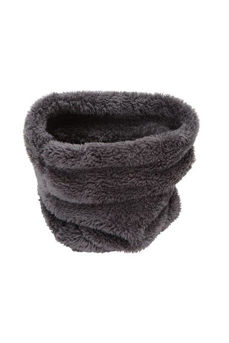 022061 KIDS SHERPA FLEECE NECK GAITER