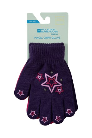 Guantes MAGIC GRIPPI Niños - 2 Pares