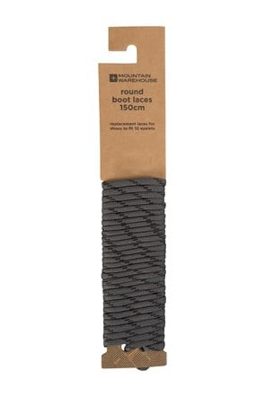 Round Textured Shoe Laces 100cm