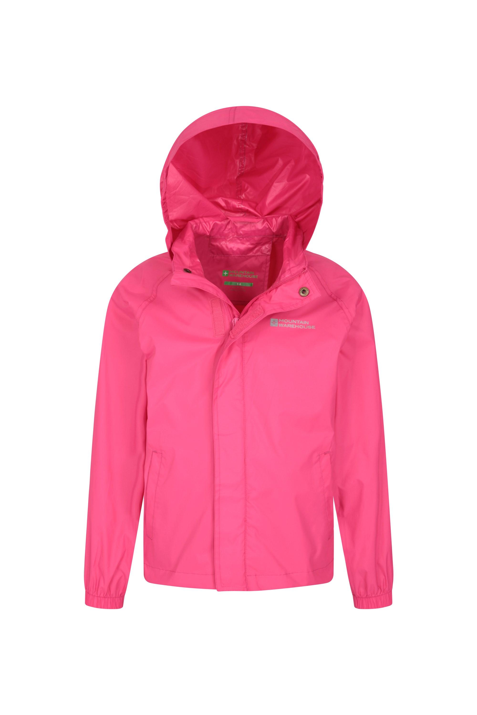 d0fab58b7 Pakka Kids Waterproof Jacket | Mountain Warehouse PL