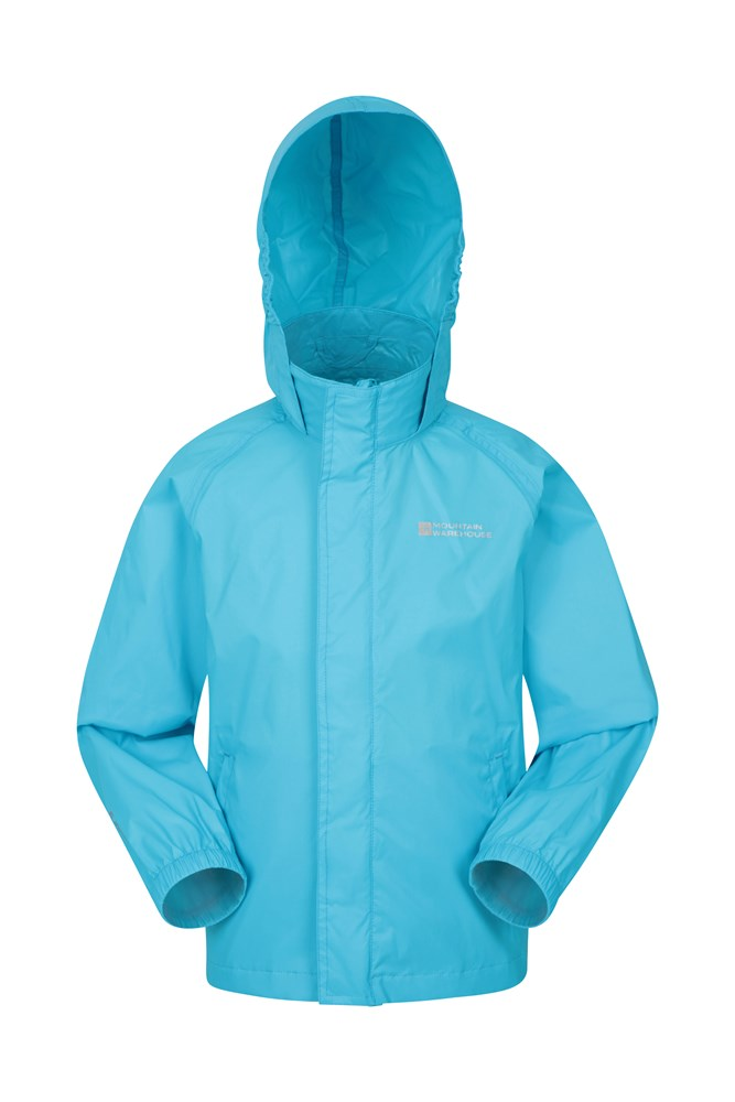 Pakka Kids Waterproof Jacket - Blue