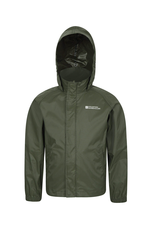 Pakka Kids Waterproof Jacket | Mountain Warehouse GB
