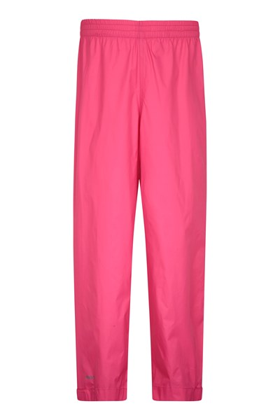 Pakka Kids Waterproof Over Trousers - Pink