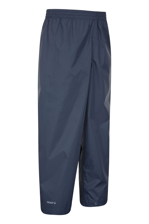 M2C Boys /& Girls Fleece Lined Reflective Waterproof Rain Pants