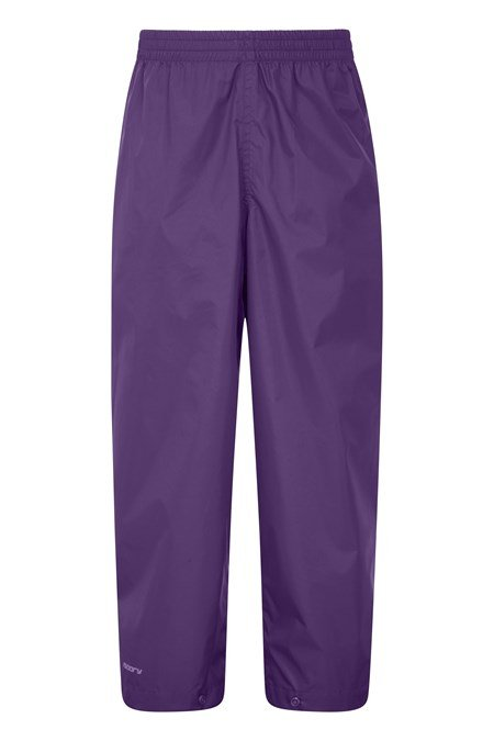 022139 PAKKA KIDS WATERPROOF OVERTROUSERS