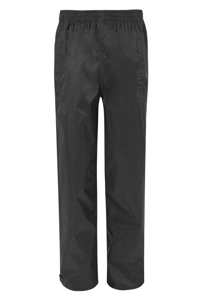 Pakka Mens Waterproof Overtrousers - Black