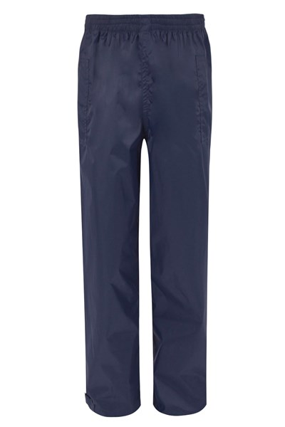 Pakka Mens Waterproof Overtrousers - Navy