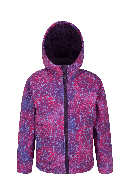 022154 pin arctic kids printed fleece lined softshell kid aw17 1