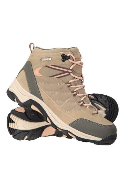 Prospect Mens Waterproof Softshell Boots - Beige