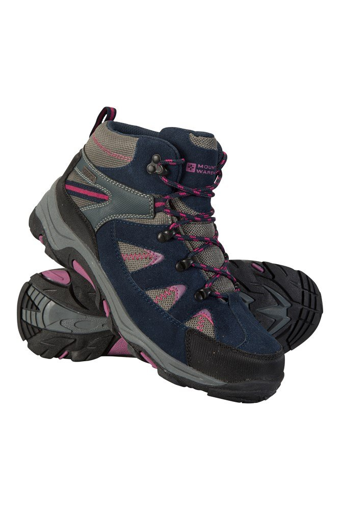 Prospect Mens Waterproof Softshell Boots - Pink
