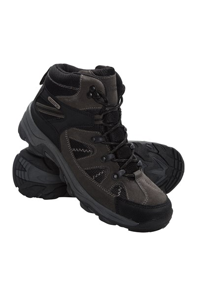 Prospect Mens Waterproof Softshell Boots - Black