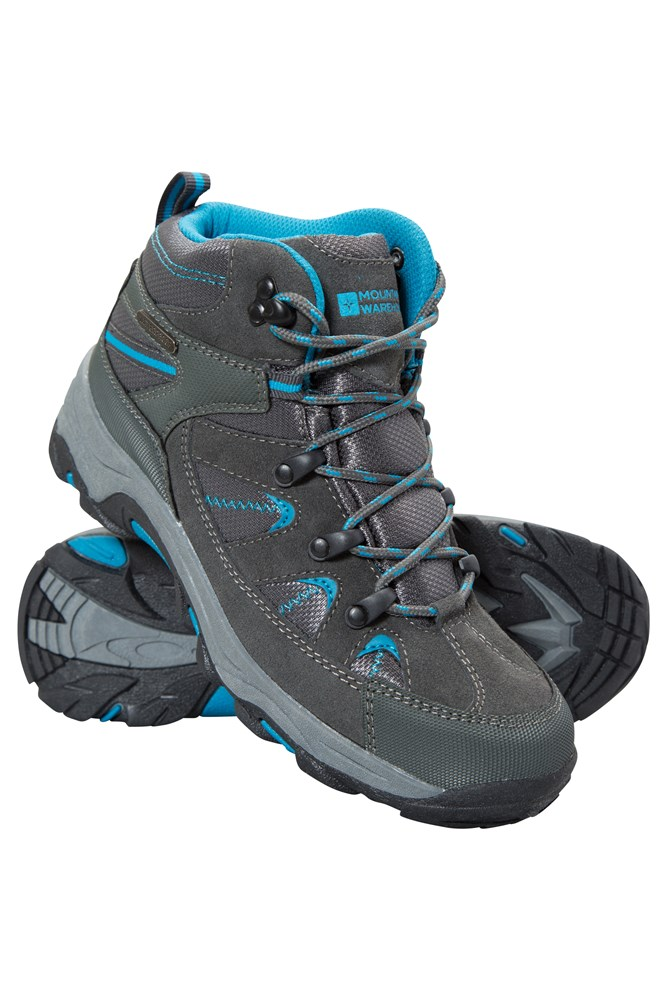 Prospect Mens Waterproof Softshell Boots - Teal