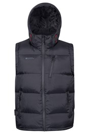 Frost Extreme Mens Down Padded Gilet