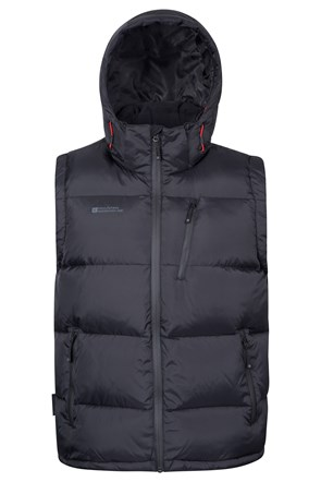 Frost Extreme Mens Down Padded Vest