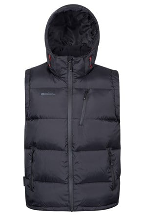 Frost Extreme Mens Down Insulated Vest