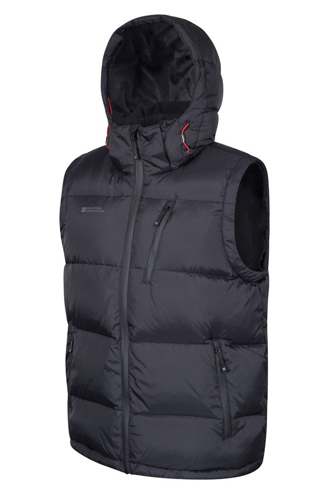 0ae3c999f7 Frost Extreme Mens Down Padded Gilet