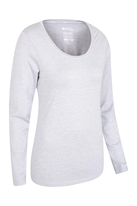 e43c44ae9a2c2 Panna Womens Long Sleeved Top | Mountain Warehouse GB