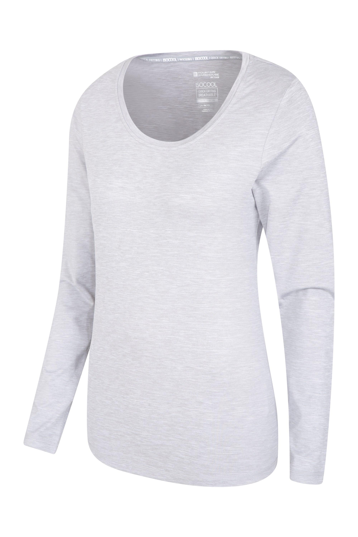 9ef928ee1d957 Panna Womens Long Sleeved Top | Mountain Warehouse CA