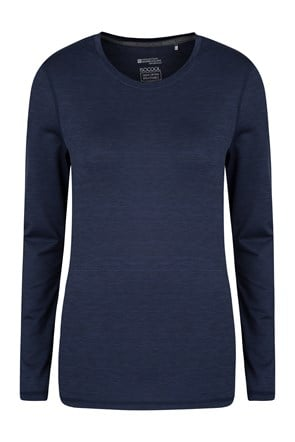 Panna Womens Long Sleeved T-Shirt