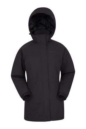 Westport Womens Winter Long Jacket