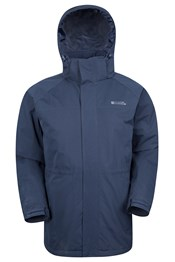 Westport Mens Winter Long Jacket