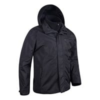 Mountain Warehouse Fell Mens 3-in-1 Water Resistant Jacket