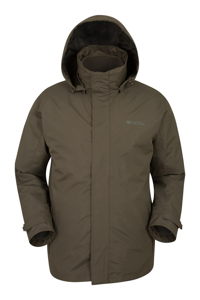 ab0288f77 Fell Mens 3 in 1 Water Resistant Jacket | Mountain Warehouse CA