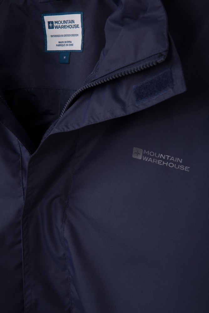 Mountain Warehouse Fell Mens 3 in 1 Water Resistant Jacket Winter