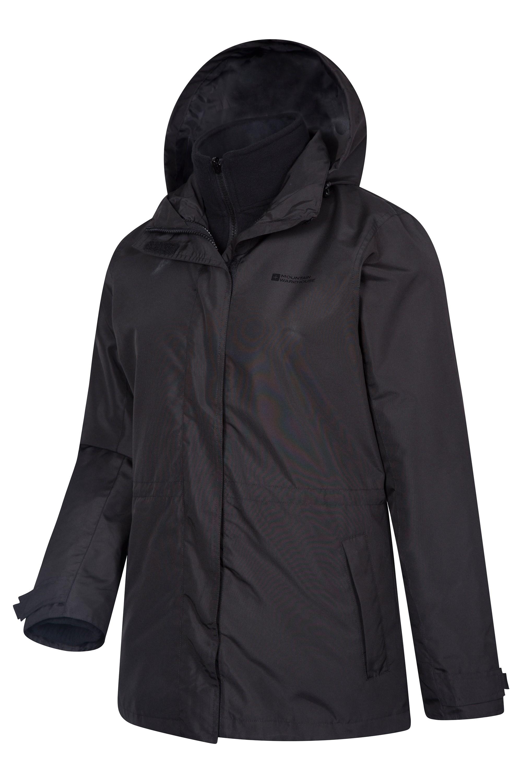 Mountain Warehouse WMS montée pour femme 3 en 1 veste