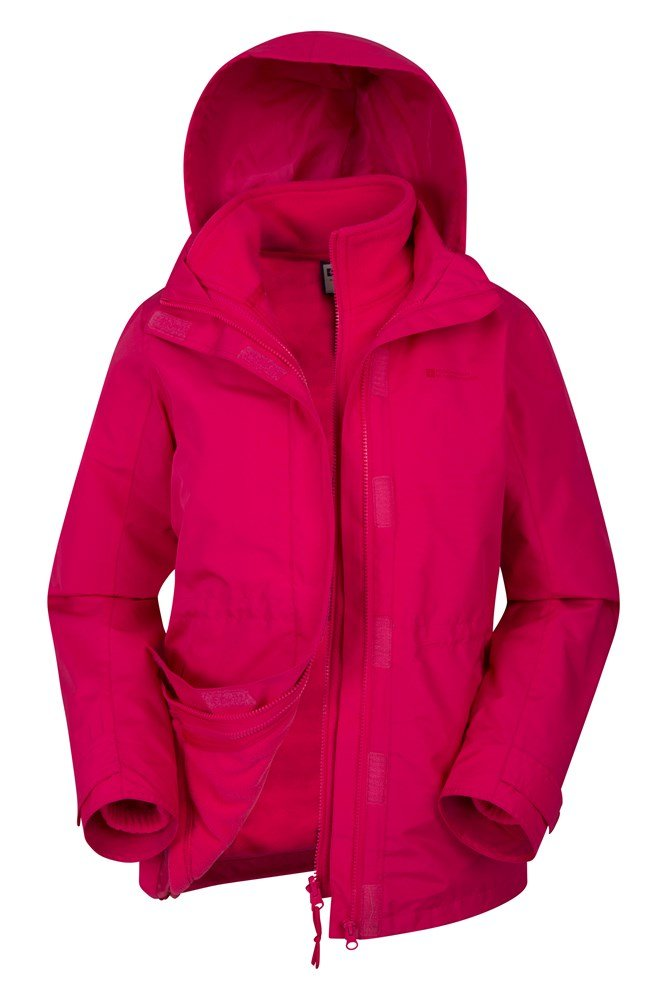 Fell Womens 3 in 1 Water-Resistant Jacket  e6436c120