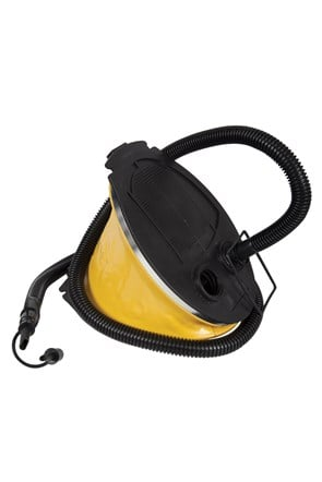 Bellow Footpump - 3 Liter