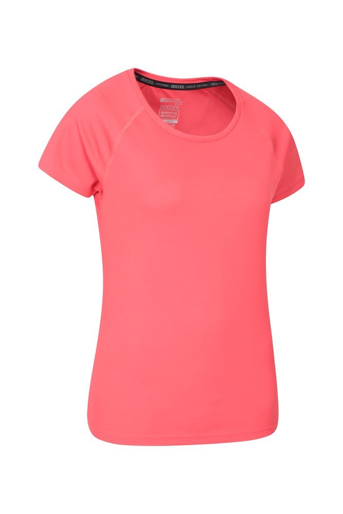 7c508170a5 Ladies T Shirts | Mountain Warehouse GB