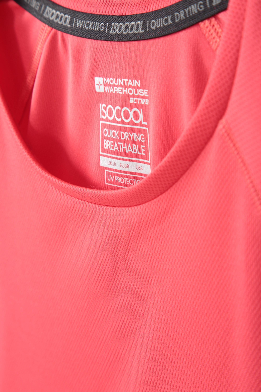 Mountain Warehouse Endurance Damen T-Shirt Funktionsshirt Base Layer kurzarm