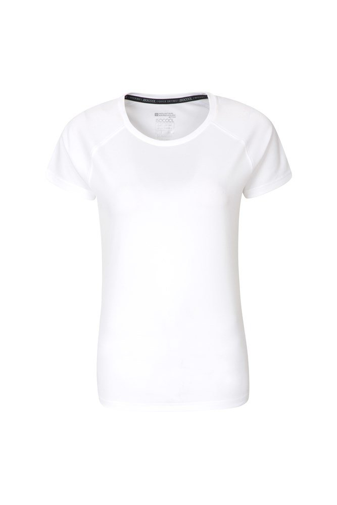 Endurance Womens T-Shirt - White