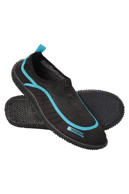 022482 BERMUDA WOMENS AQUA SHOE