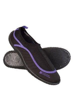Bermuda Womens Aqua Shoes