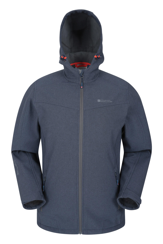 Reykjavik Texturierte Softshell Jacke für Herren