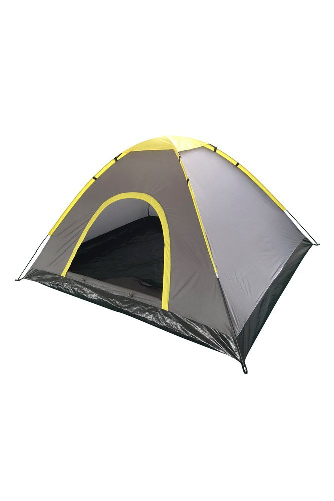 Lightweight Mountain Warehouse Backpacker 1 Man Tent- Waterproof at 2,000 mm Festivals with Porch Storage Area /& Flysheet Pitch First Solo Travelling Great for Camping