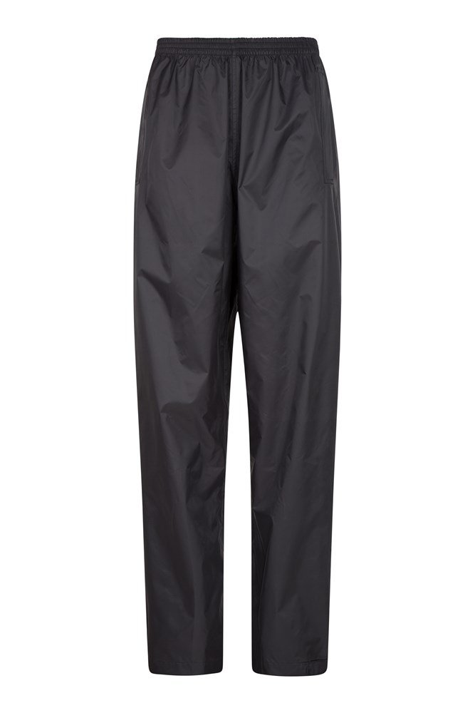 Pakka Womens Waterproof Overtrousers - Black