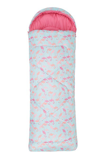 022543 APEX MINI SQUARE PATTERNED SLEEPING BAG