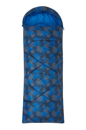 Apex Mini Square Patterned Sleeping Bag