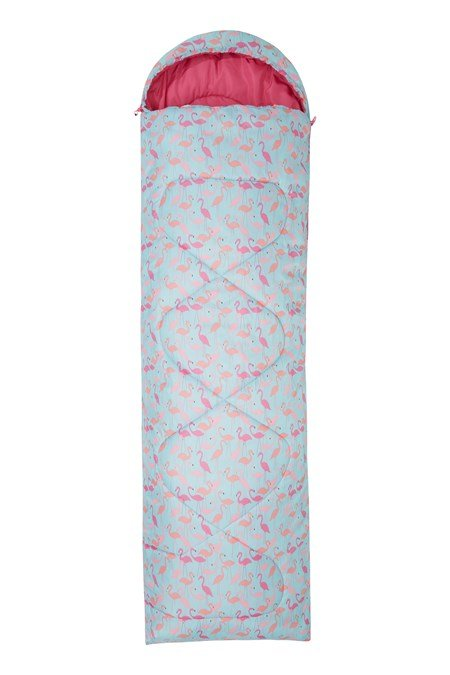 022544 APEX 250 SQUARE PATTERNED SLEEPING BAG