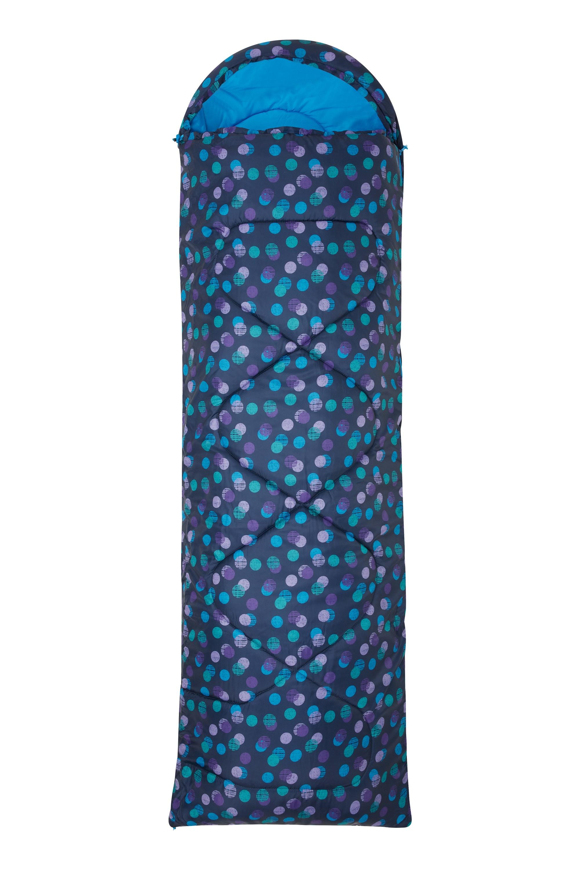 Apex 250 Square Sleeping Bag - Purple