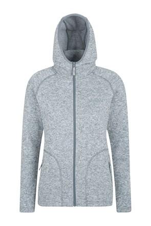a60f569be Womens Fleece Jackets & Hoodies | Mountain Warehouse GB