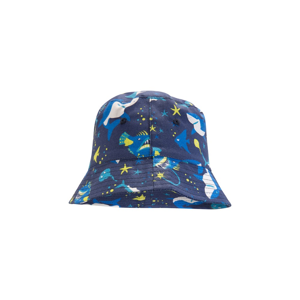 Mountain Warehouse Boys Summer Hats with 100/% Cotton Lightweight and Breathable